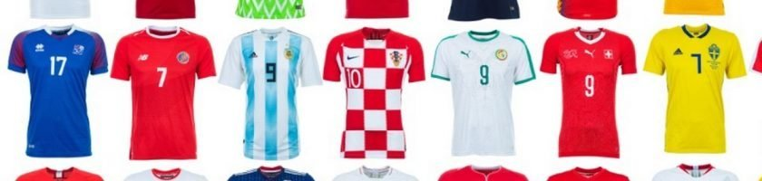 f59f8073aaf World Cup 2018 kit power rankings  Rating all the 64 strips in Russia
