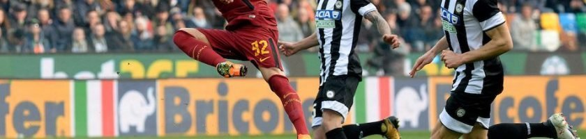 Watch Udinese Calcio Vs As Roma Live Stream Start Time Preview How To Watch Serie A Match Live Online All World Report
