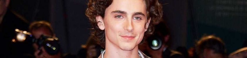 Twitter Is Freaking Out Over Timothee Chalamet's Latest Look
