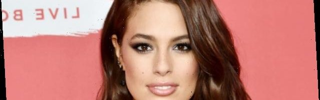 Ashley Graham Resorted To Baby Powder To Get Into Her Latex Halloween Dress All World Report